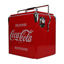 Coca-Cola® Vintage Style 13-Liter Ice Chest
