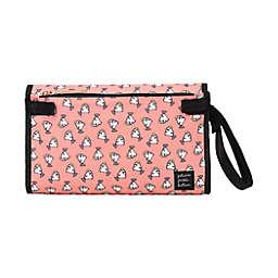 Petunia Pickle Bottom® Disney® Nimble Clutch in Pink