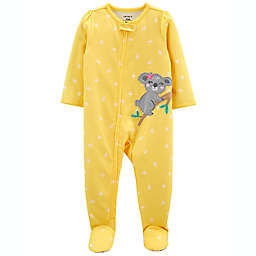 carter's® Loose-Fit Footed Pajama