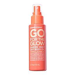 Formula 10.0.6 3.7 oz. For The Glow Sheer Mist Dry Body Oil