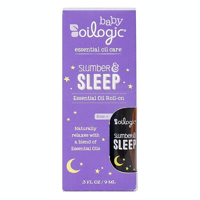 Alternate image 1 for Oilogic® .3 oz. Slumber and Sleep Essential Oil Roll-On
