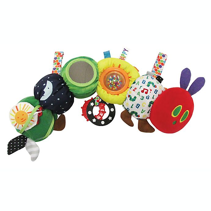 Alternate image 1 for Kids Preferred™ Eric Carle The Very Hungry Caterpillar Attachable Activity Caterpillar