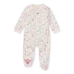 Burt's Bees Baby® Hoot Hoot Sleep & Play Footie in Pink/Cream