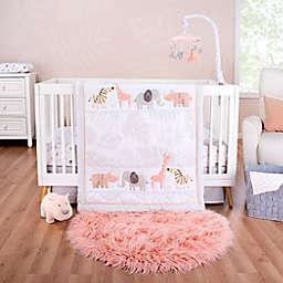 Trend Lab® Sweet Jungle 3-Piece Crib Bedding Set in Aqua