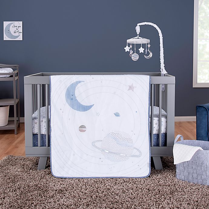 Alternate image 1 for Trend Lab® Celestial Space Nursery Bedding Collection