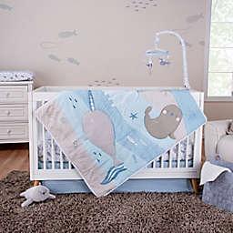 Trend Lab® Sea Babies 3-Piece Crib Bedding Set in Blue