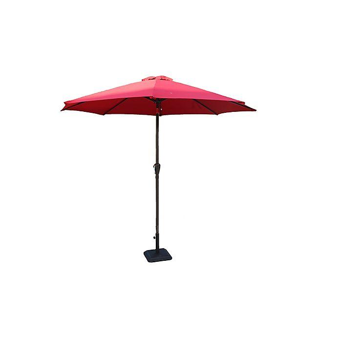 Alternate image 1 for Bellini 9-Foot Outdoor Market Umbrella
