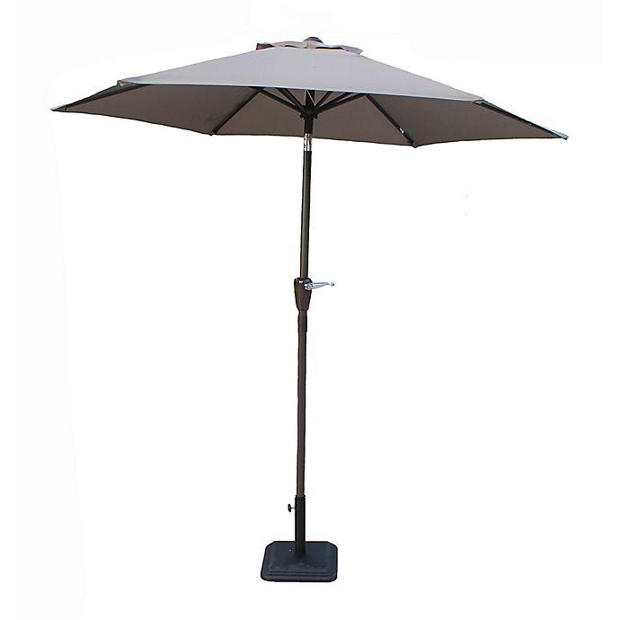 Alternate image 1 for Bellini 7.5-Foot Outdoor Market Umbrella