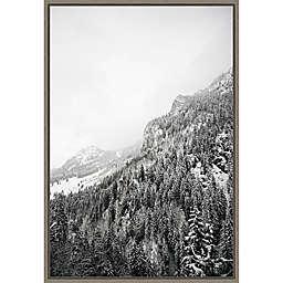 Suganth 16-Inch x 23.25-Inch Framed Wall Art