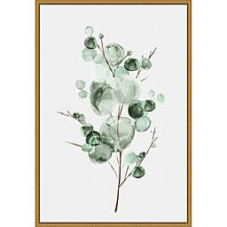 Tender Sprout I 16-Inch x 23.25-Inch Framed Wall Art in Gold