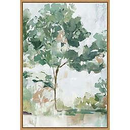 Soundless Beauty I 16-Inch x 23.25-Inch Framed Wall Art