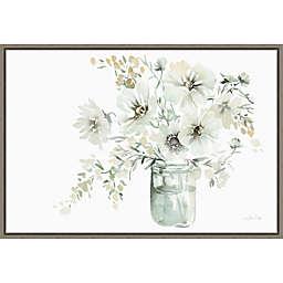 Sunrise Bouquet 23.25-Inch x 16-Inch Framed Wall Art