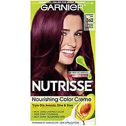 Garnier® Nutrisse Nourishing Hair Color Crème in 362 Darkest Berry Burgundy