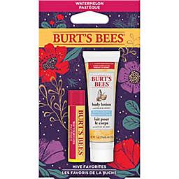 Burt's Bees® Hive Favorites Watermelon Lip Kit