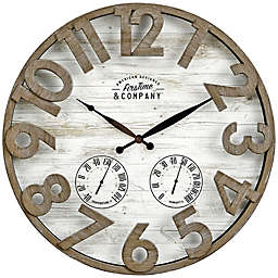FirsTime & Co. Sherwood Outdoor Clock