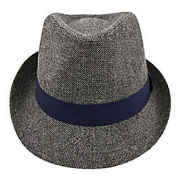 Generic Wool Fedora Hat in Grey