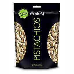 Wonderful® 16 oz. Roasted & Salted Pistachios
