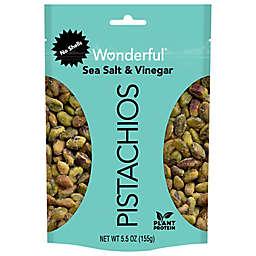 Wonderful® 5.5 oz. Sea Salt & Vinegar Shelled Pistachios