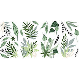 RoomMates® 22-Piece Tropical Leaves Peel & Stick Wall Decal Set
