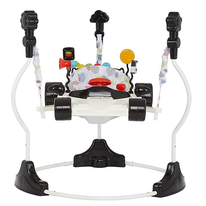 Alternate image 1 for Dream on Me Champ Racecar Activity Center and Jumper