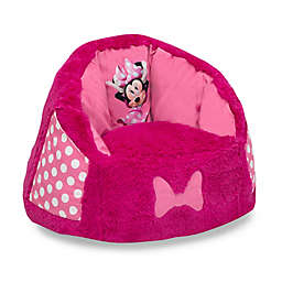 Delta Children Disney® Minnie Mouse Cozee Fluffy Chair in Pink
