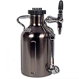 GrowlerWerks 50 oz. uKeg Nitro Cold Brew Coffee Maker in Black Chrome