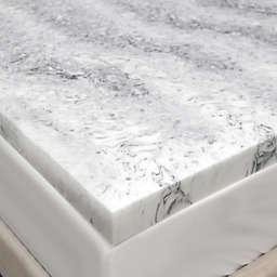 "SensorPEDIC® 3"" Charcoal Memory Foam Twin Mattress Topper"
