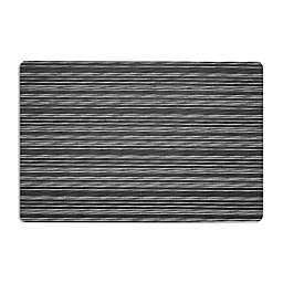"Simply Essential™ 20"" x 48"" Striped Neoprene Floor Mat"
