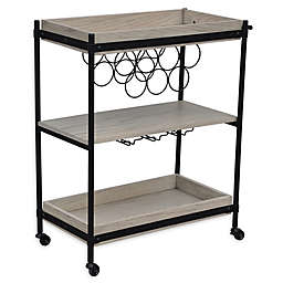 Bee & Willow™ Home Bar Cart with Wine Rack