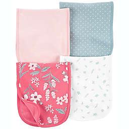 carter's® 4-Pack Burp Cloths