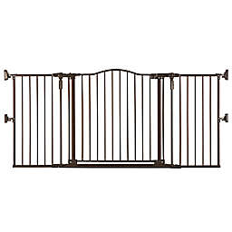 Toddleroo by North States® Gathered Home Gate in Bronze