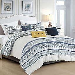 Lynette Luxury 7-Piece Comforter Set