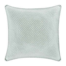 J. by. J. Queen New York™ Emery Square Throw Pillow in Seafoam
