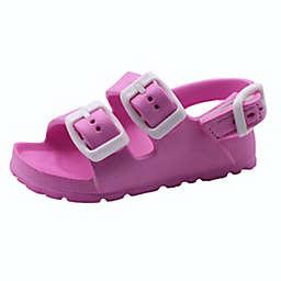 First Steps Eva Sandal in Light Pink