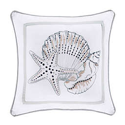 J by J. Queen New York™ Water Front Square Throw Pillow