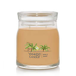 Yankee Candle® Sun & Sand Signature Collection 13 oz. Small Candle