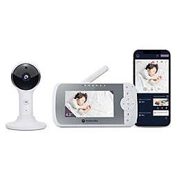 "Motorola® VM64 Connect 4.3"" WiFi Video Baby Monitor"