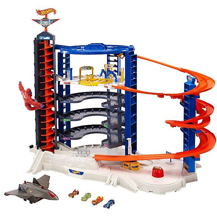 Alternate image 1 for Hot Wheels® Super Ultimate Garage Play Set