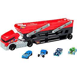 Hot Wheels® Mega Hauler + 4 Cars