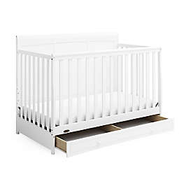 Graco® Asheville 4-in-1 Convertible Crib with Drawer