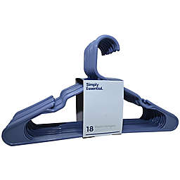 Simply Essential™ Notched Hangers (Set of 18)