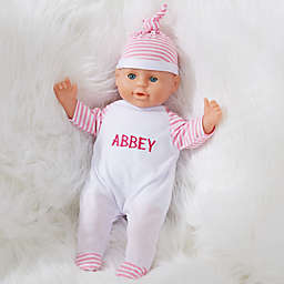 16-Inch Personalized Baby Doll