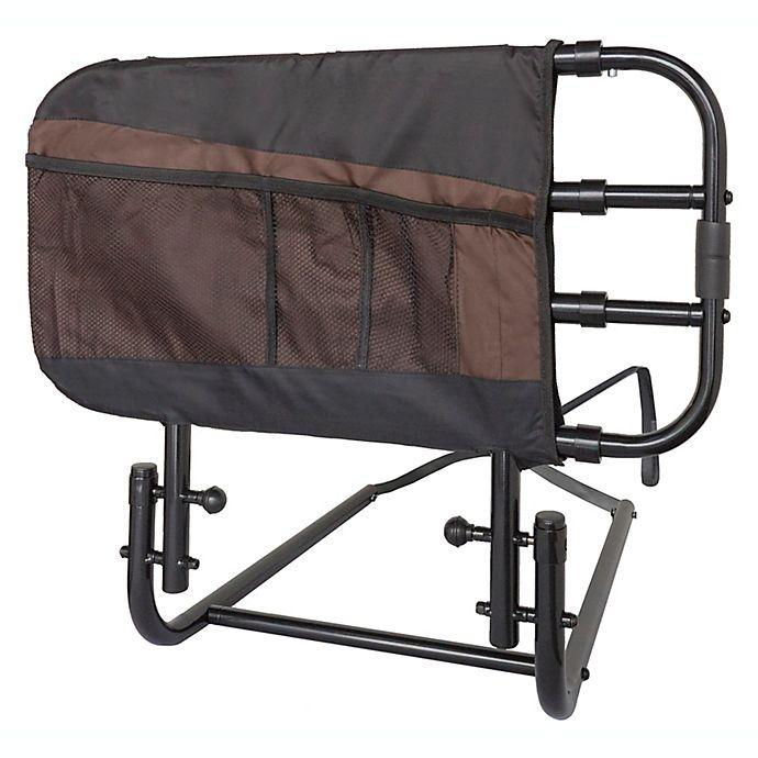Alternate image 1 for Stander EZ Adjust 26-Inch Bed Rail in Black