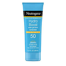 Neutrogena® Hydro Boost 3 fl. oz. Water Gel Sunscreen Lotion SPF 50
