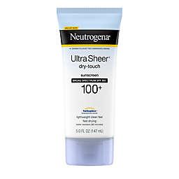Neutrogena® Ultra Sheer® 5 oz. Dry-Touch Sunscreen Lotion Broad Spectrum SPF 100