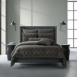 Oscar/Oliver Axel 3-Piece Reversible King/California King Comforter Set in Black