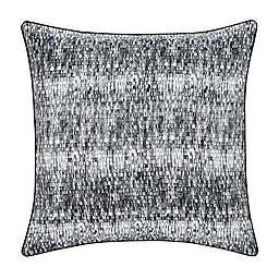Oscar/Oliver Brixton European Pillow Sham in Black
