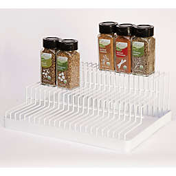 Simply Essential™ 3-Tier Spice Rack in Bright White