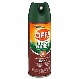 OFF!® 6 oz. Deep Woods® Insect Repellent V (Tick) Aerosol Spray