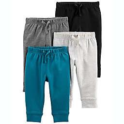 carter's® 4-Pack Drawstring Waist Pull-On Pants